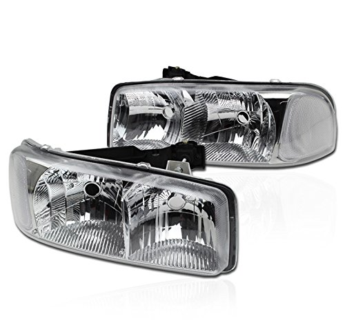 04 yukon denali headlights - 7