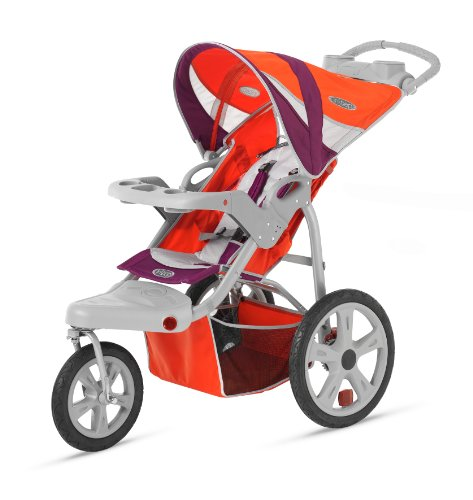 Pacific Cycle Instep Safari Swivel Jogger