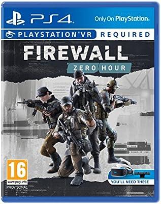 Firewall Zero Hour - PlayStation 4 [Importación inglesa]: Amazon ...