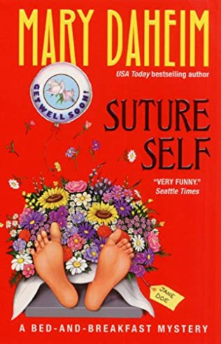 book cover of Suture Self