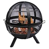 Ball O Fire Pit Steel