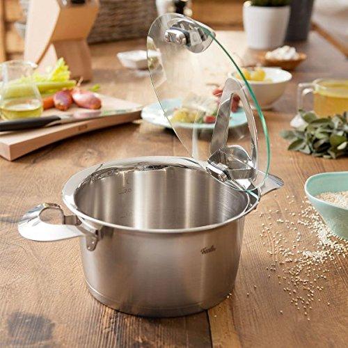 Fissler 菲仕乐 Solea 烁雅系列 不锈钢锅具5件套 ¥2536
