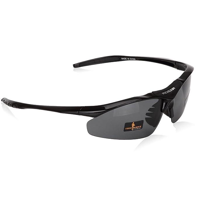 LVXING TR90 Marco + 5 Lente Deportes al Aire Libre Gafas de Sol polarizadas Ciclismo Gafas: Amazon.es: Deportes y aire libre