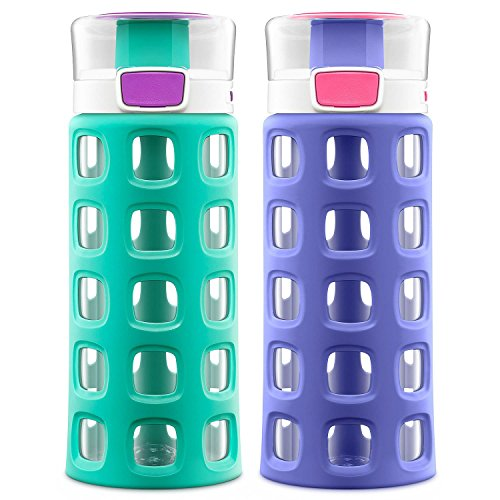 16 oz Ello Water Bottles Purple product image