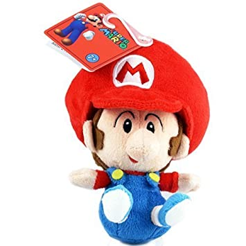 Amazon.com: Global Holdings Super Mario Plush Toy – 5