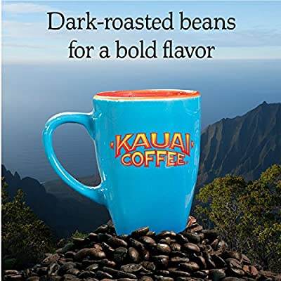 Kauai Coffee Single-serve Pod Keurig-Compatible Cups