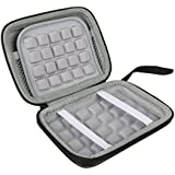 Hard Travel Case for WD My Passport Easystore 1TB 2TB 3TB 4TB USB 3.0 Portable External Hard Drive by co2CREA (Size 1)