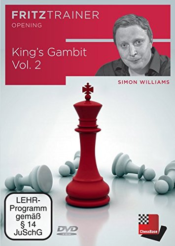 King's Gambit Vol. 2: Fritztrainer: Interaktives Video-Schachtraining