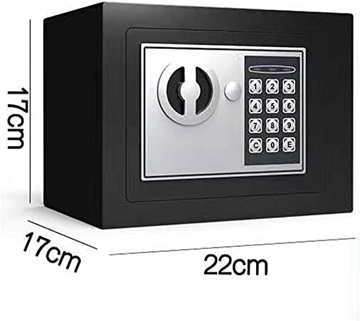 Caja De Seguridad Digital De Acero Caja De Seguridad De Acero Con Teclado Digital For La