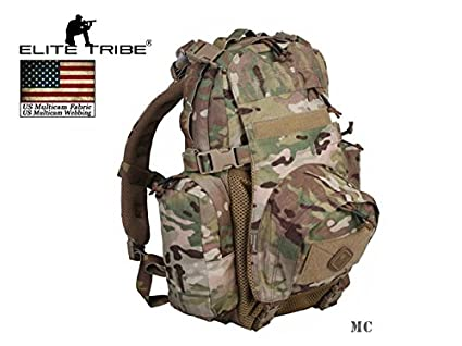 e88351f421c Image Unavailable. Image not available for. Color  Tactical Yote Hydration  Assault Pack Water Bag Cordura Backpack 500D Multicam