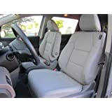 Honda Odyssey Ex/LX '2011-'2016, Factory Leather Interior replacement Seat Cover Upholstery Kit