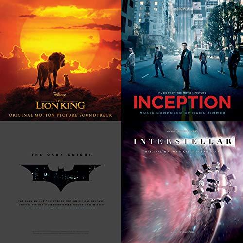 Best of Hans Zimmer (Best Hans Zimmer Scores)