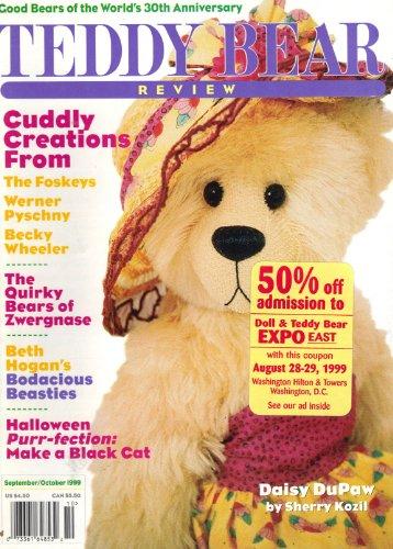 [Teddy Bear Review (September/October 1999, Volume 14, Number 5)] (Zwergnase Bear)