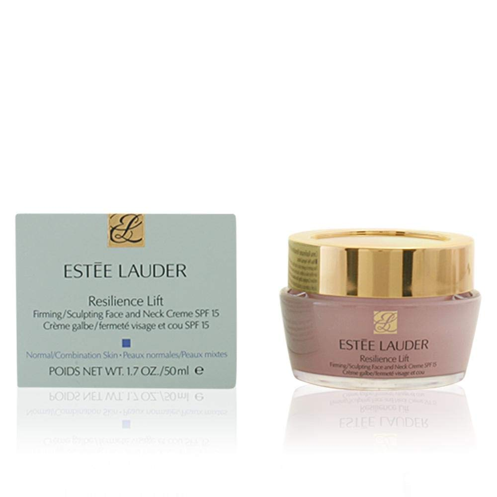 Estee Lauder Resilience Lift Firming/Sculpting Face and Neck Creme Broad Spectrum SPF 15 for Normal / Combination Skin 1.7 oz by Estee Lauder (Image #1)