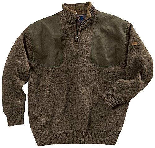 Beretta Men's Wind Barrier Short Zip Sweater BERPU34701975XXXL-P