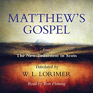 Matthew's Gospel Audiobook