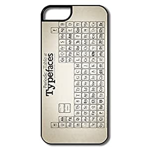 Favorable Periodic Table Case For IPhone 5/5s