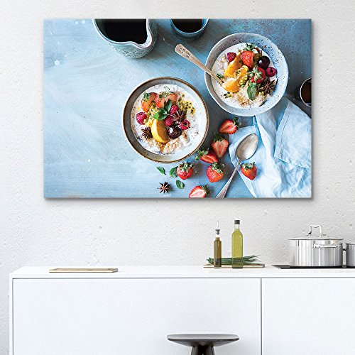 Plates of Sweets and Fruits Gallery