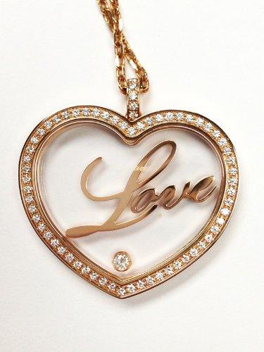 Chopard - Happy Diamonds - 18k Rose Gold & Diamond