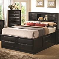 Coaster Queen Bed Headboard B1-Black