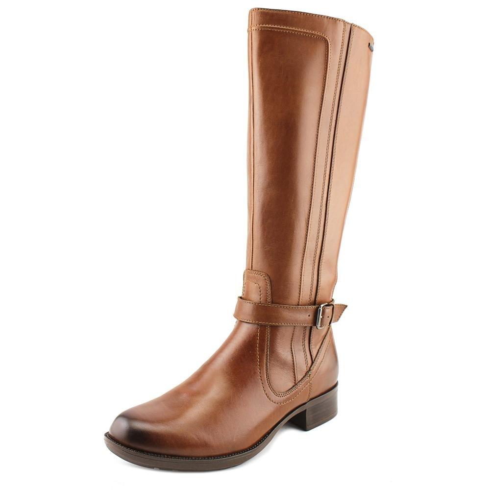 Cobb Hill Women's Christy Waterproof Knee High Boot B01AK9VEEQ 7 W US|Tan