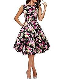 BlackButterfly Audrey' Vintage Divinity 50's Dress