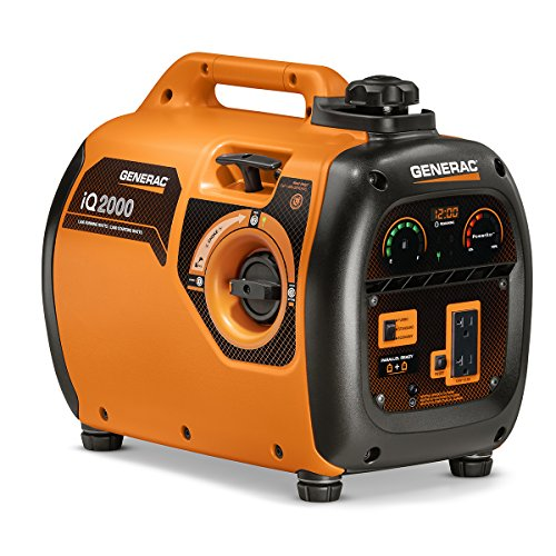 Super Quiet 1600 Running Watts/2000 Starting Watts Gas Powered Inverter Generator - CARB Compliant ()