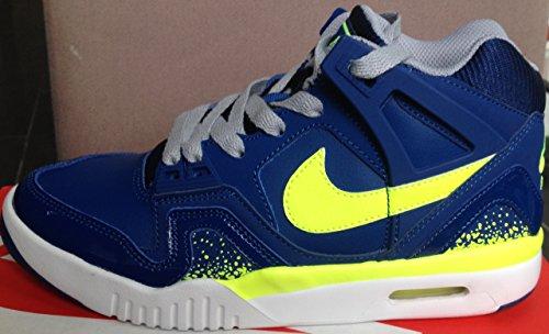 Nike AIR TECH CHALLENGE 2 (GS) Junior 654435-400 Bleu