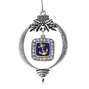 51jhcZXSAQL._SS300_ 75+ Anchor Christmas Ornaments