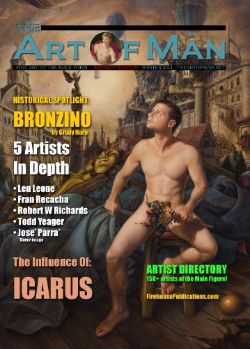 The Art Of Man - Volume 7 - e-Book: Fine Art of the Male Form Quarterly Journal (English Edition)