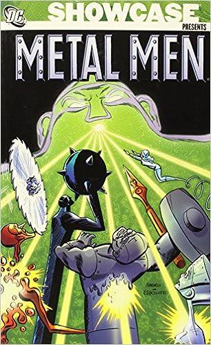 Amazon Com Showcase Presents Metal Men Vol 2 9781401219765