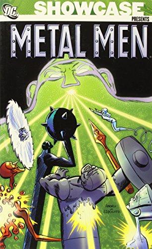 Showcase Presents: Metal Men, Vol. 2