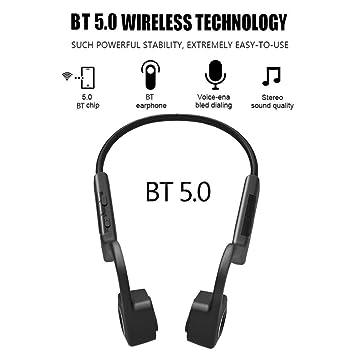 B10 - Auriculares Bluetooth 5.0 (estéreo, inalámbricos, deportivos ...