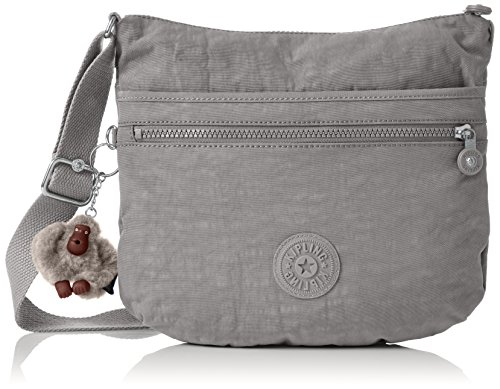 Arto clouded body Cross Sky Bag Kipling Women's Grey 5PqwUH