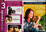 Still Alice + Four Weddings and a Funeral / Impromptu / Something Short of Paradise 3 Feature DVD movie Set Combo Edition