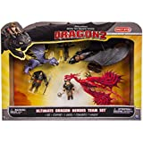 How to Train Your Dragon 2 Exclusive Figure 6-Pack Ultimate Dragon Heroes Team Set by Unknown