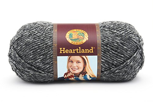 - Lion Brand Yarn 136-149 Heartland Yarn, Great Smokey Mountains