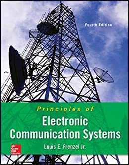 'TXT' Principles Of Electronic Communication Systems. Sensor science equipos SHIPPING Updated cover Using canales