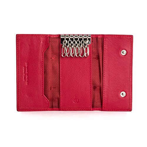 6 Plume Rouge Dv Porté Ring Collection Épaule Unisexe Sac qwx6z6OX4