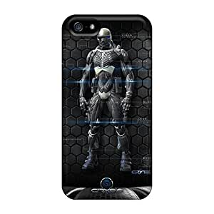 Cynthaskey Case Cover For Iphone 5/5s - Retailer Packaging Crysis Nanosuit Protective Case