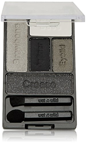 Wnw Eyeshdw C392a Palte T Size .21 O Wet & Wild Color Icon Eye Shadow Palette C392a Tunnel Vision .21 Oz Carded ()