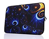 15-Inch to 15.6-Inch Laptop Sleeve Carrying Case Neoprene Sleeve For Acer/Asus/Dell/Lenovo/Macbook Pro/HP/Samsung/Sony/Toshiba, Classic Blue