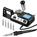 Best Soldering Stations - HoLife Digital Display 60W Soldering Iron Station Review