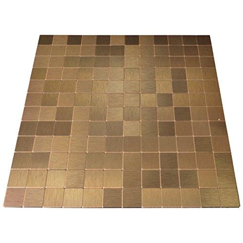 Gold Metal Tile - 2