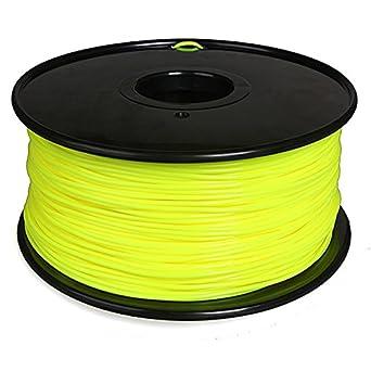 Win-tinten 3D impresora de plástico PLA 1,75 mm 1 kg bobina ...