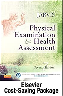 Physical examination and health assessment elsevier ebook on physical examination and health assessment and elsevier adaptive quizzing package 7e 7th edition by jarvis fandeluxe Images