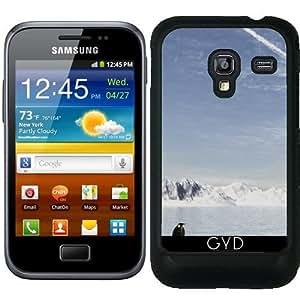 Funda para Samsung Galaxy Ace Plus S7500 - Pingüino by Dedoma