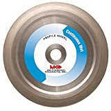 MK Diamond 155857 MK-275G 8-Inch Diameter 1/2-Inch Radius Profile Wheel