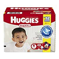 Huggies Snug & Dry Disney Baby Stage 6 Diapers (Over 35 lb) - 48 CT