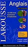 img - for Larousse Dictionnaire De Poche Francais-anglais/Anglais-french: Larousse French - English / Eng.-fr. Pocket Dictionary (French and English Edition) book / textbook / text book